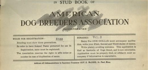 American Dog Breeders Association